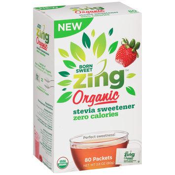 Born Sweet Zing™ Organic Stevia Sweetener 2.8 oz. Box