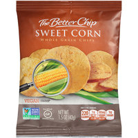 The Better Chip® Sweet Corn Whole Grain Chips 1.5 oz. Bag