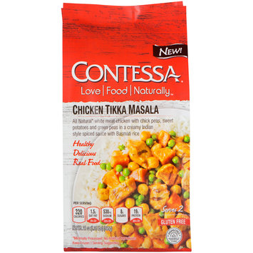 Contessa® Chicken Tikka Masala 21 oz. Bag