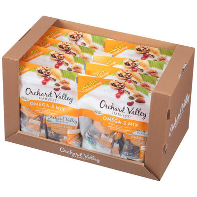 Orchard Valley Harvest® Omega-3 Mix 8-1 oz. Bags