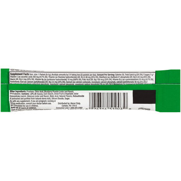 Emergen-C® Energy Plus Blueberry-Acai Dietary Supplement Drink Mix .33 oz. Packet