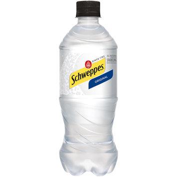 Schweppes® Original Sparkling Water Beverage 6-20 fl. oz. Bottles