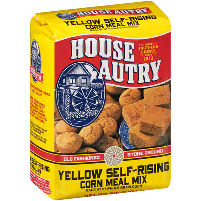 House-Autry™ Yellow Self-Rising Corn Meal Mix 5 lb. Bag