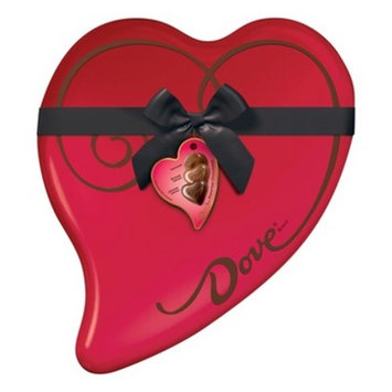Dove Valentine's Day Assorted Chocolate Truffle Hearts - 14oz
