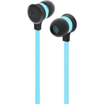 iLuv IEP334BBLN Neon Sound Earphones Accs
