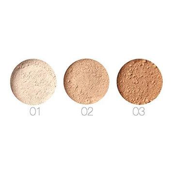 Kindes Women Face Cosmetic Beauty Pro Powder Loose Powder Waterproof Skin Finish Powder 3 Colors