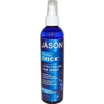 Jason Thin To Thick Extra Volume Hair Spray - 8 fl oz Jason Thin To Thick Extra Volume Hair Spray - by Jason Natural