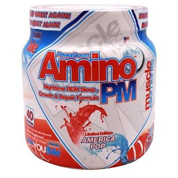 Muscle Elements PowerDown AminoPM America Pop - 40 Servings