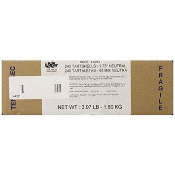 Alba Foods Tart Shells, Neutral, 240-Count Box