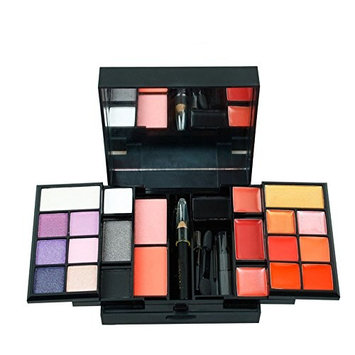 Eye Shadow, Alonea Makeup Cosmetic Shimmer Matte Eyeshadow Palette 23 Colors