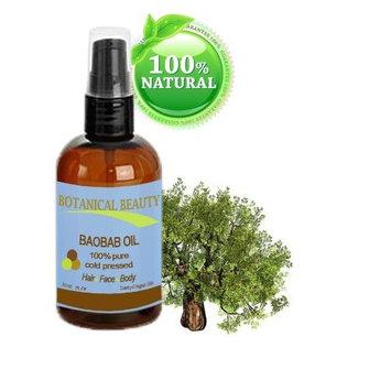 Botanical Beauty Baobab Oil,100% Pure, Cold Pressed.. 1 oz-30 ml