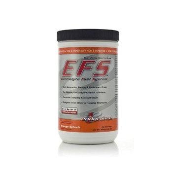 First Endurance EFS Drink Mix (25 servings) - Orange Splash (1.8lb)