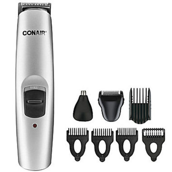 Conair GMT189 13-Piece Rechargeable All-In-One Beard & Mustache Trimmer Grooming System: Health & Personal Care