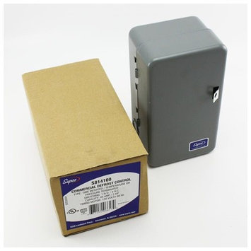 Supco Commercial Defrost Timer Paragon 8141-00 S814100 40 AMP 2 HP 120 Volts 60 Hz