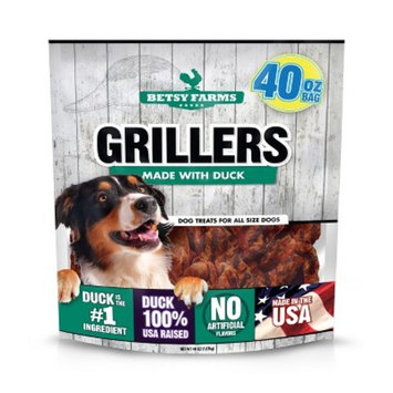 Betsy Farms Grillers Value Pack 40 oz - Duck