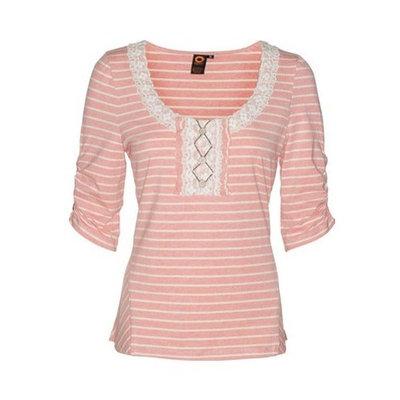Women's Ojai Clothing Travel Striped Top