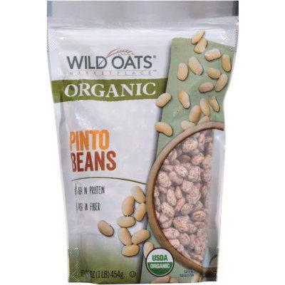 Wild Oats Marketplace Organic Pinto Beans, 16 oz