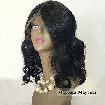 Vanessa Queen Short Wave Wigs Glueless Wavy Synthetic Lace Front Wigs For Black Women