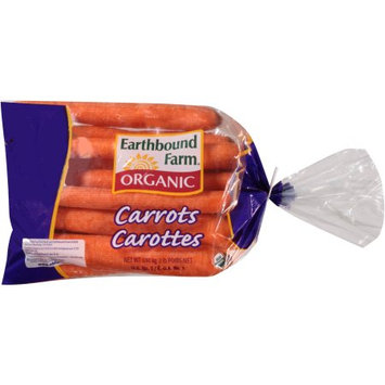 Whole Organic Carrots, 32 oz