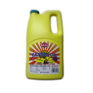 Gama Products, Inc. REAL Canola Oil 96 oz.