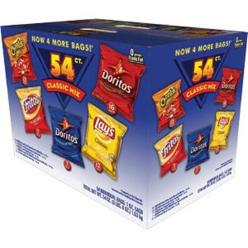 Frito-Lay Classic Mix Variety Pack, 50 Count [Classic Mix]