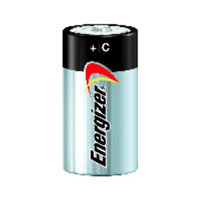 Energizer Max Alkaline C Battery (Pack of 6)