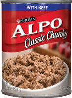 Alpo Prime Cuts Dog Food, In Gravy, Beef & Vegetable Stew, 13.2 oz (374 g) - NESTLE USA