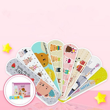 Wrist Bands Cute Band-aid Lovely Breathable 120 pieces/box