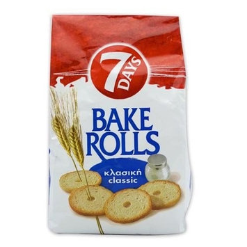 7 DAYS Bake Rolls Classic Flavor