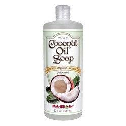 Pure Coconut Soap Lavender & Mint Nutribiotic 32 fl oz Liquid