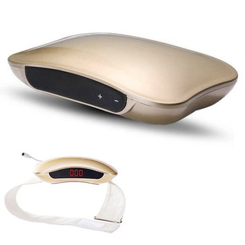 One & Only Vibro Shape Gold Body Slimming & Toning Device With Belt