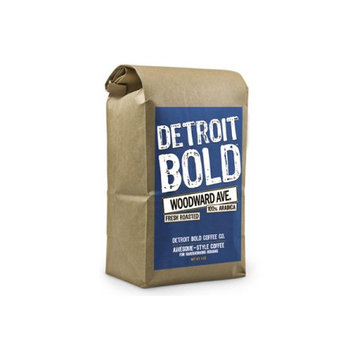 Detroit Bold Coffee Woodward Ave. 8 oz. bag