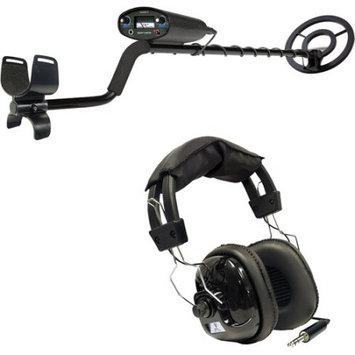 Bounty Hunter Tracker IV Metal Detector and Headphones