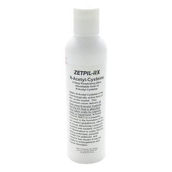 Zetpil N Acetyl Cysteine (NAC) Ultra Absorbable Deep Penetrating Cream, 6.5 Fluid oz