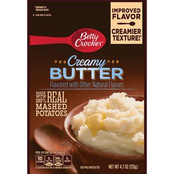 Betty Crocker Homestyle Creamy Butter Potatoes, 4.7 oz