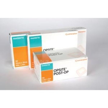 Transparent Film Dressing with Pad OpSite 2 X 2-1/2