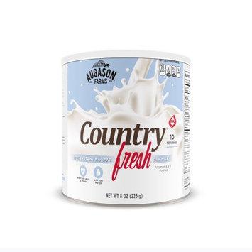 Blue Chip Group Augason Farms Country Fresh 100% Instant Nonfat Dry Milk, 8 oz