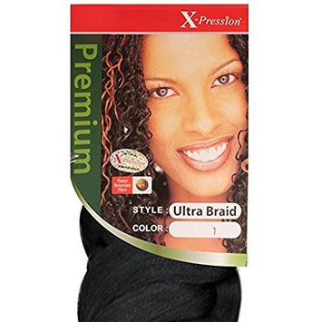 OUTRE X-Pression Kanekalon Synthetic Hair Ultra Braid Made in Senegal 82