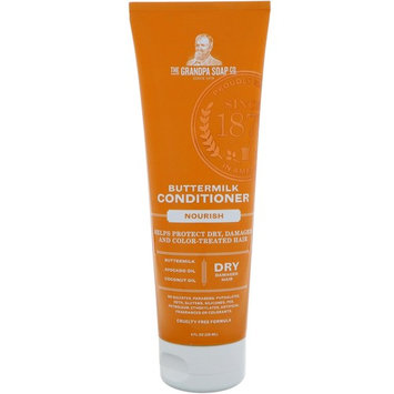 Grandpa's, Buttermilk Conditioner, Nourish, 8 fl oz (235 ml)