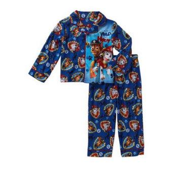 Nickelodeon Paw Patrol Baby Toddler Boy Button Down Pajama Sleepwear Set