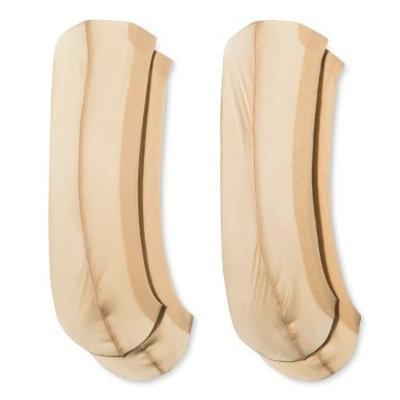 Peds® Women's Laser Cut Liner Sock 2 pk