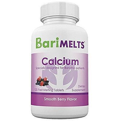 BariMelts Calcium Citrate Bariatric Vitamins