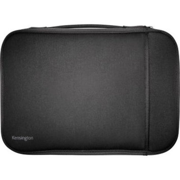 Kensington Technology Group® Black Fabric Carrying Case Sleeve For 11