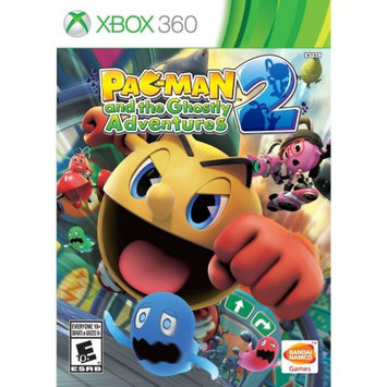 Namco Pac-Man Ghostly Adventures 2 (Xbox 360) - Pre-Owned