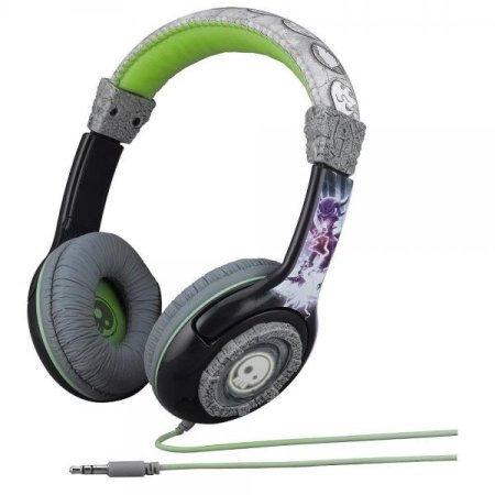 Ekids Skylanders Headphones - Undead Element