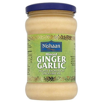 Nishaan Minced Ginger Garlic (283g)