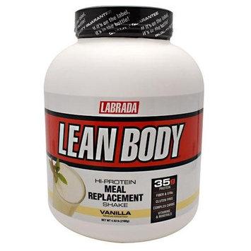 Labrada Nutrition Lean Body Lean Body Vanilla - 30 Servings