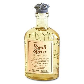 Royall Spyce All - Purpose Lotion, 8 oz Splash
