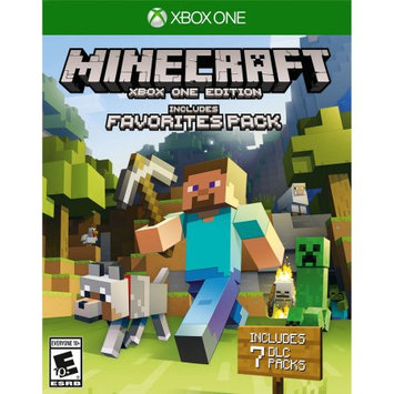 Microsoft Minecraft Fan Favorites - Pre-Owned (Xbox One)