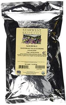 Starwest Botanicals Organic Black Walnut Hull C/S